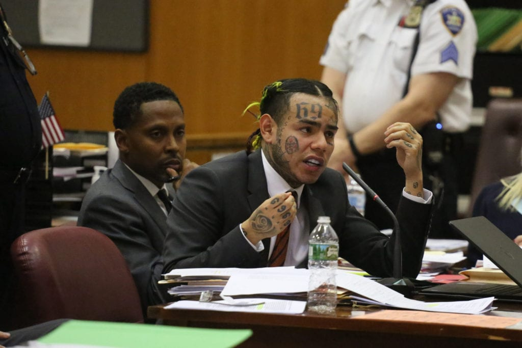 Tekashi 6ix9ine released from New York City jails as coronavirus spread in prison and jail