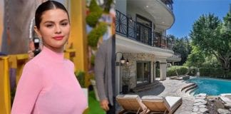 Pop singer Selena Gomez has just bought The Most Stunning L.A. Mansion