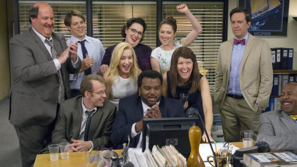 A Coronavirus Workplace Comedy Is Being Developed by the Producers of THE OFFICE