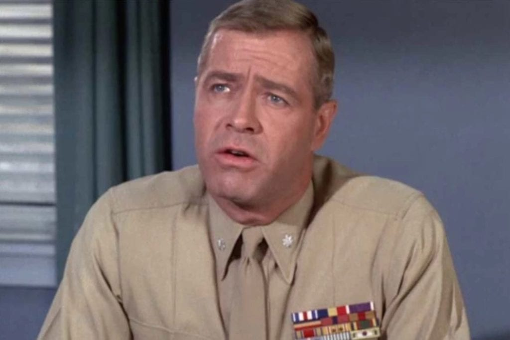 Forrest Compton, 'Gomer Pyle' actor dead at the age of 94 from coronavirus complications