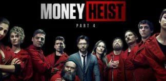 Let us know the Quarantine tips shared by the Money Heist' season 4 group