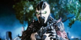 Aqua man replaced by Jamie Foxx in the reboot of Spawn