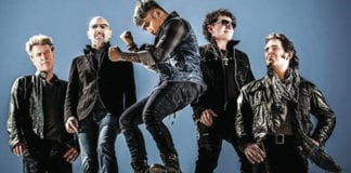 """Check out Ex Journey Drummer Deen Castronovo Sing 'Don't Halt Believin"""" Whilst Driving Allover In His vehicle"""