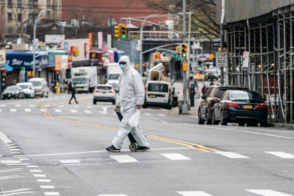 New York plans to open the next set of streets