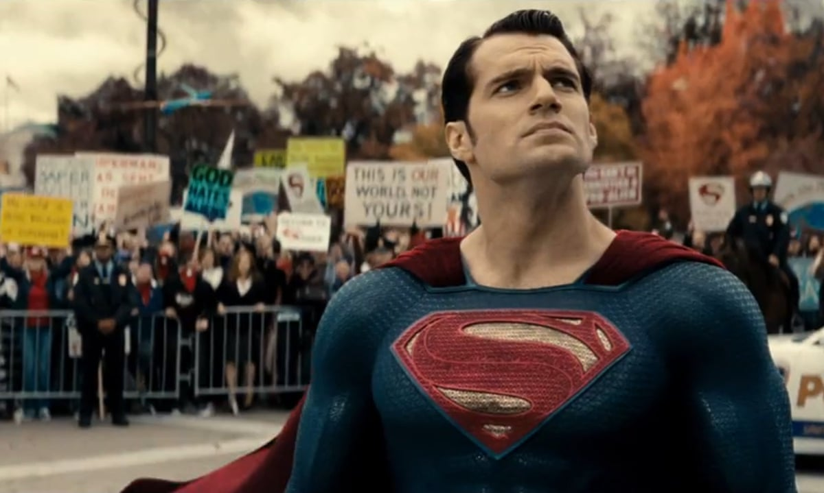 Henry Cavill Will Never Do 'Man Of Steel 2'