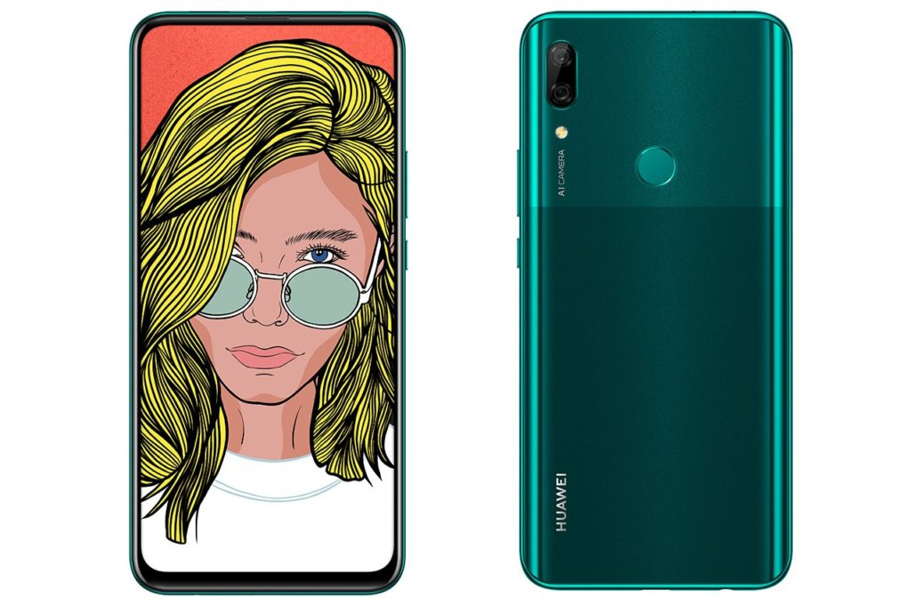 Huawei Specifies Z Features, Models And Color Choices On Retailers In China