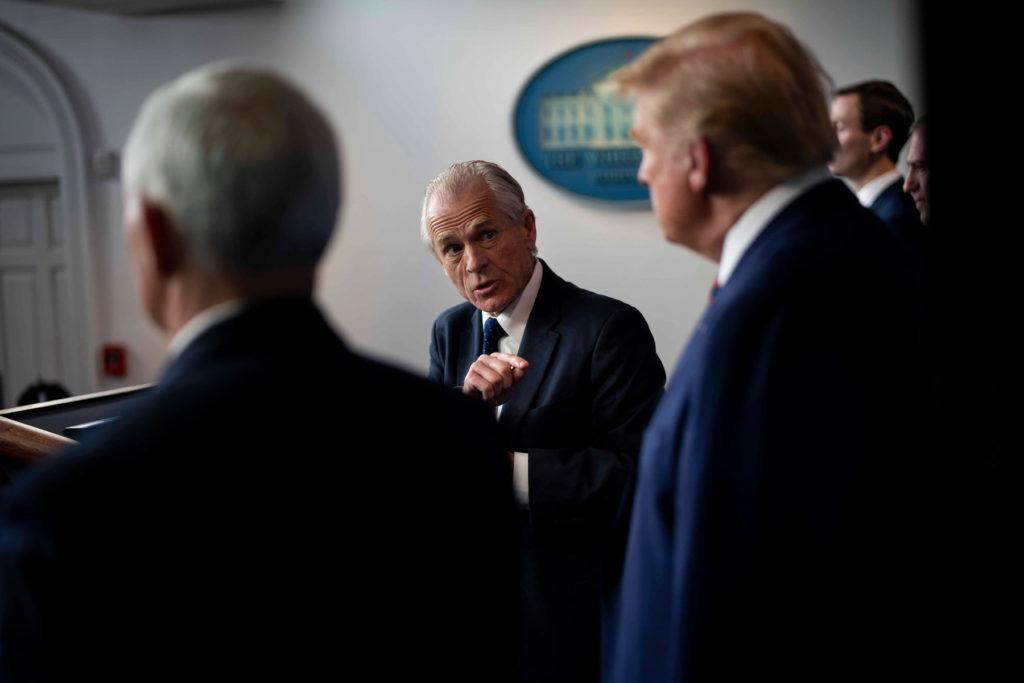 Trump to Tap New Company to Make U.S. Drugs Covid-19