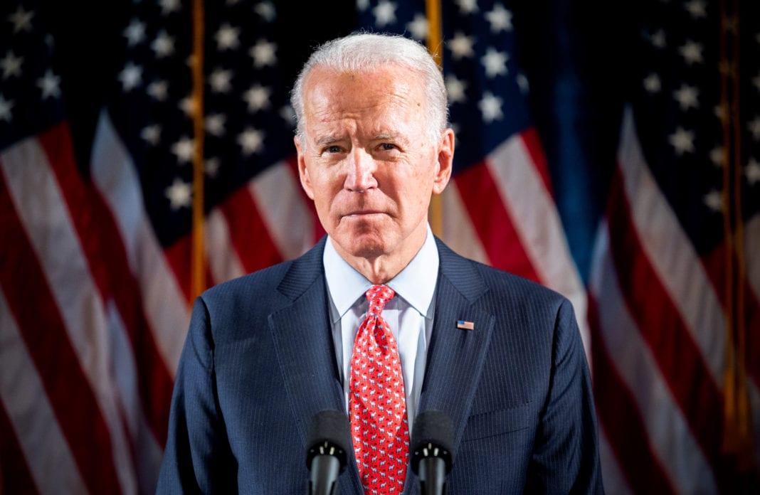 Joe Biden Wins Democratic Party Primary In Hawaii