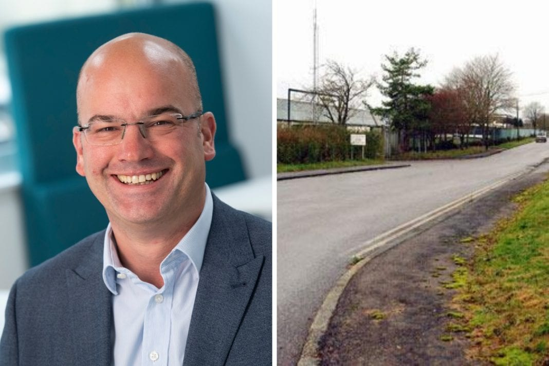 Former MoD site near Andover to become 400 new homes in £100m deal