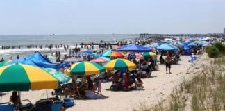 After Memorial Day, rentals are being allowed by few of the New Jersey beach towns: