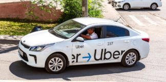 New York State sued by Uber and Lyft drivers over unemployment benefits.