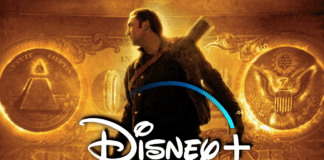 All about Disney+ National Treasure