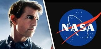 Tom Cruise and NASA teamed up for a movie to film in space.