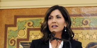 South Dakota Gov. Kristi Noem Ordered Tribes To Remove Roadblocks