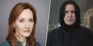 This Is How J.K. Rowling Got The Name For Severus Snape