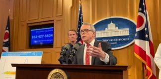 Ohio may lift up restrictions for wedding receptions and other events
