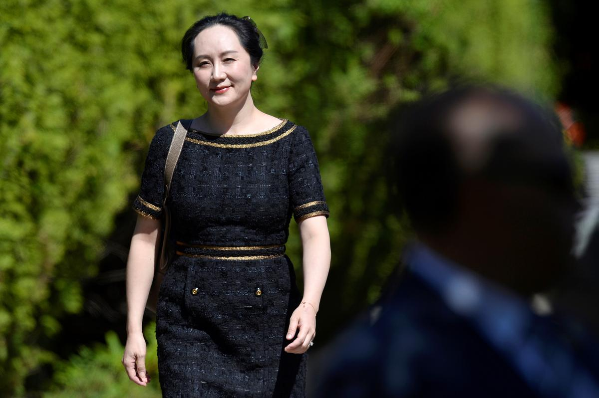 Canada Presses on With Huawei Extradition Case