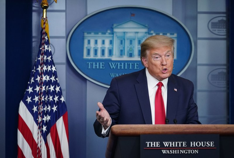 Trump Signs Decree Limiting
