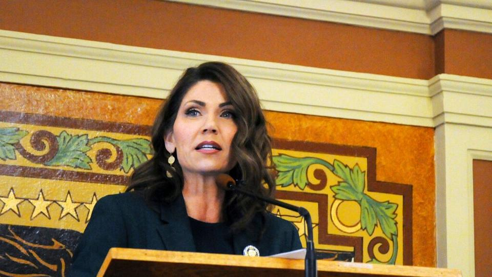 South Dakota Gov. Kristi Noem Ordered Tribes To Remove Roadblocks