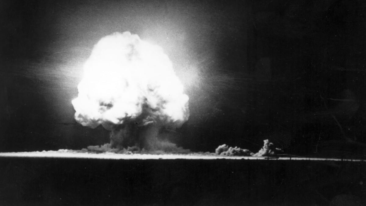 The United States is considering another nuclear test after 28 years