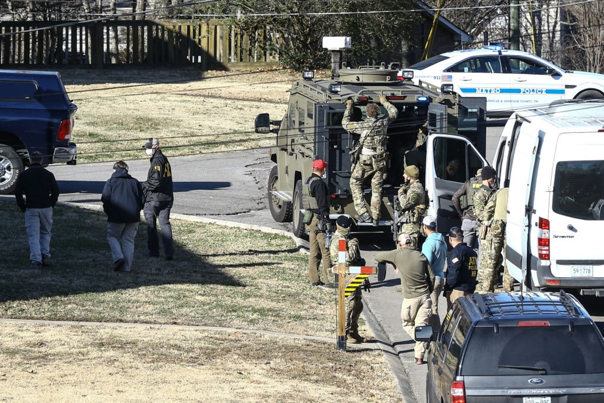 Nashville Bomber's Girlfriend Warned Police About Him In 2019