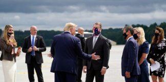 President Trump may run against Georgia Gov.Brian Kemp in 2022